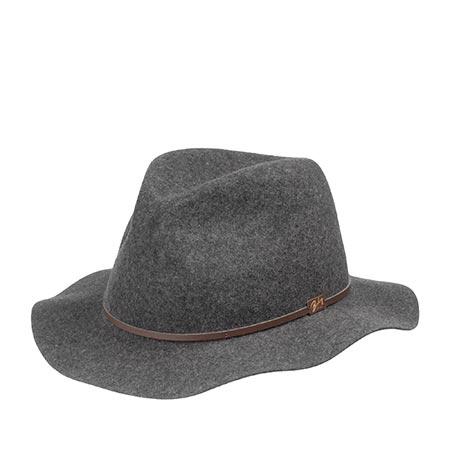 Шляпа BAILEY арт. 1369 JACKMAN (темно-серый)