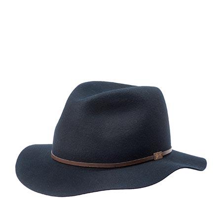 Шляпа BAILEY арт. 1369 JACKMAN (синий)