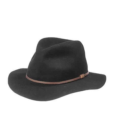 Шляпа BAILEY арт. 1369 JACKMAN (черный)