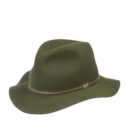 Шляпа BAILEY арт. 1369 JACKMAN (зеленый)