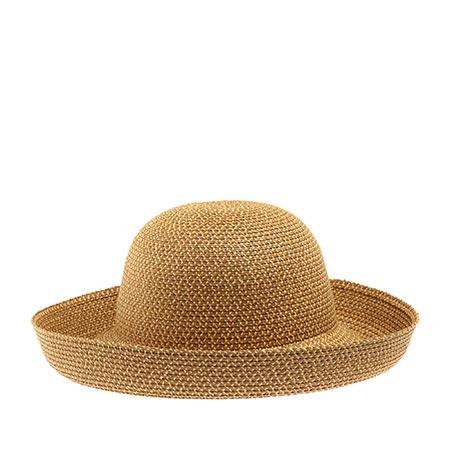Шляпа BETMAR арт. B166 CLASSIC ROLL UP (бежевый)
