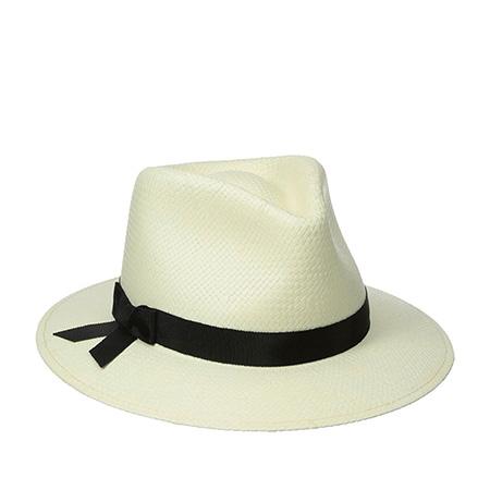 Шляпа BETMAR арт. B1609H LAURA II (белый / черный)