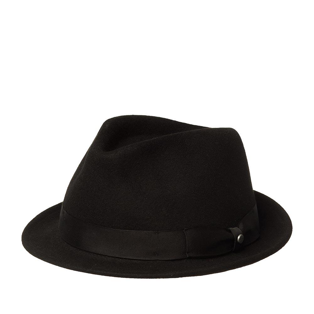 Шляпа STETSON арт. 1238101 TRILBY (черный)