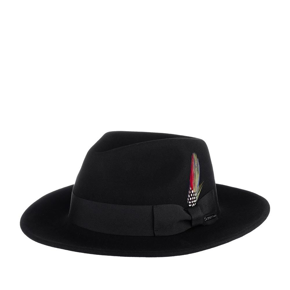Шляпа STETSON арт. 2198105 TARVESTON (черный)