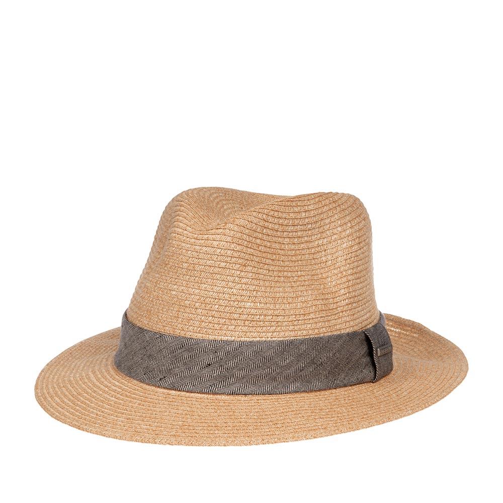 Шляпа STETSON арт. 2478515 TRAVELLER TOYO (темно-бежевый)