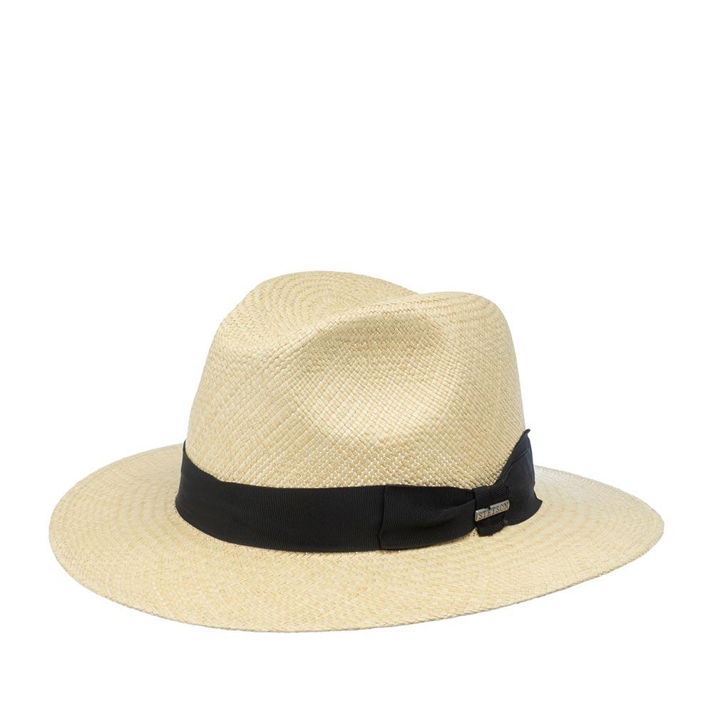 Шляпа STETSON арт. 2498408 TRAVELLER PANAMA (бежевый)
