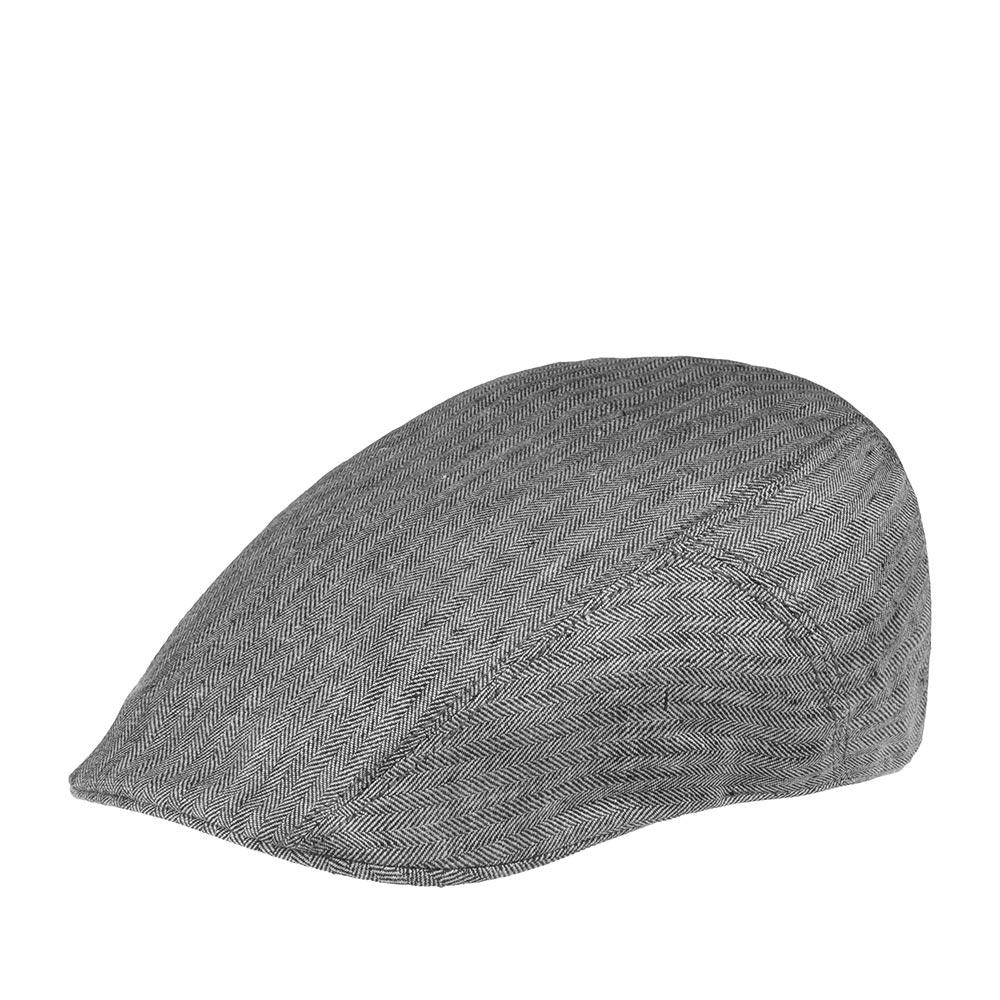 Кепка STETSON арт. 6173501 IVY CAP LINEN (серый)