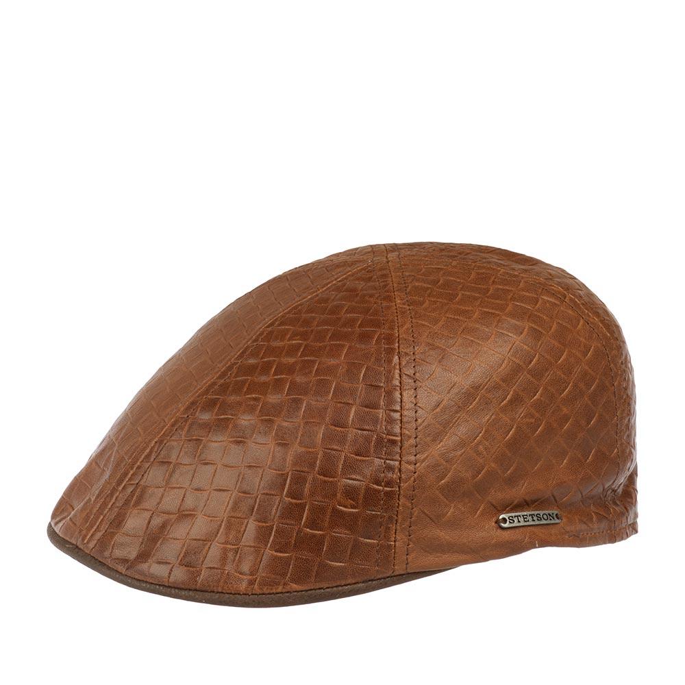 Кепка STETSON арт. 6617501 TEXAS EMBOSSED (коричневый)