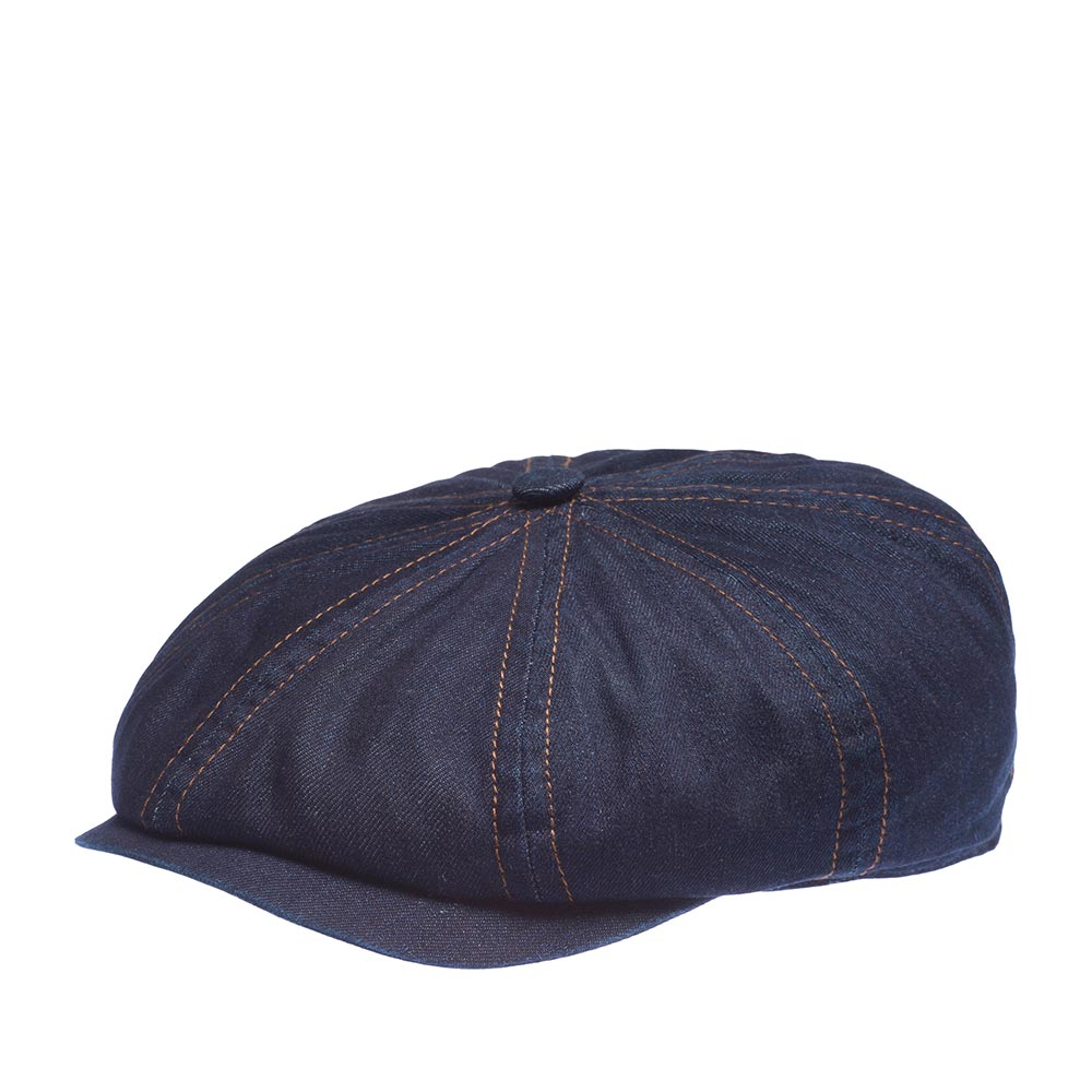 Кепка STETSON арт. 6841122 HATTERAS DENIM (темно-синий)