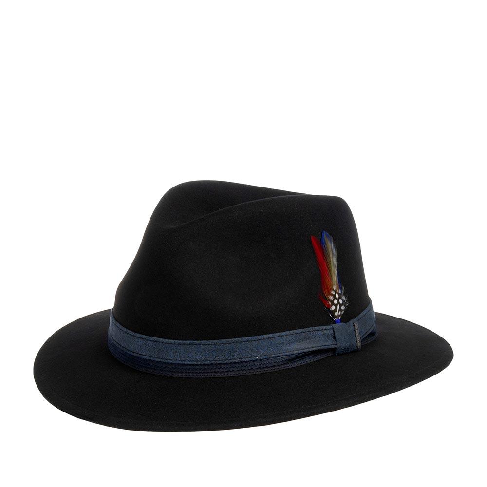 Шляпа федора STETSON арт. 02-425-09