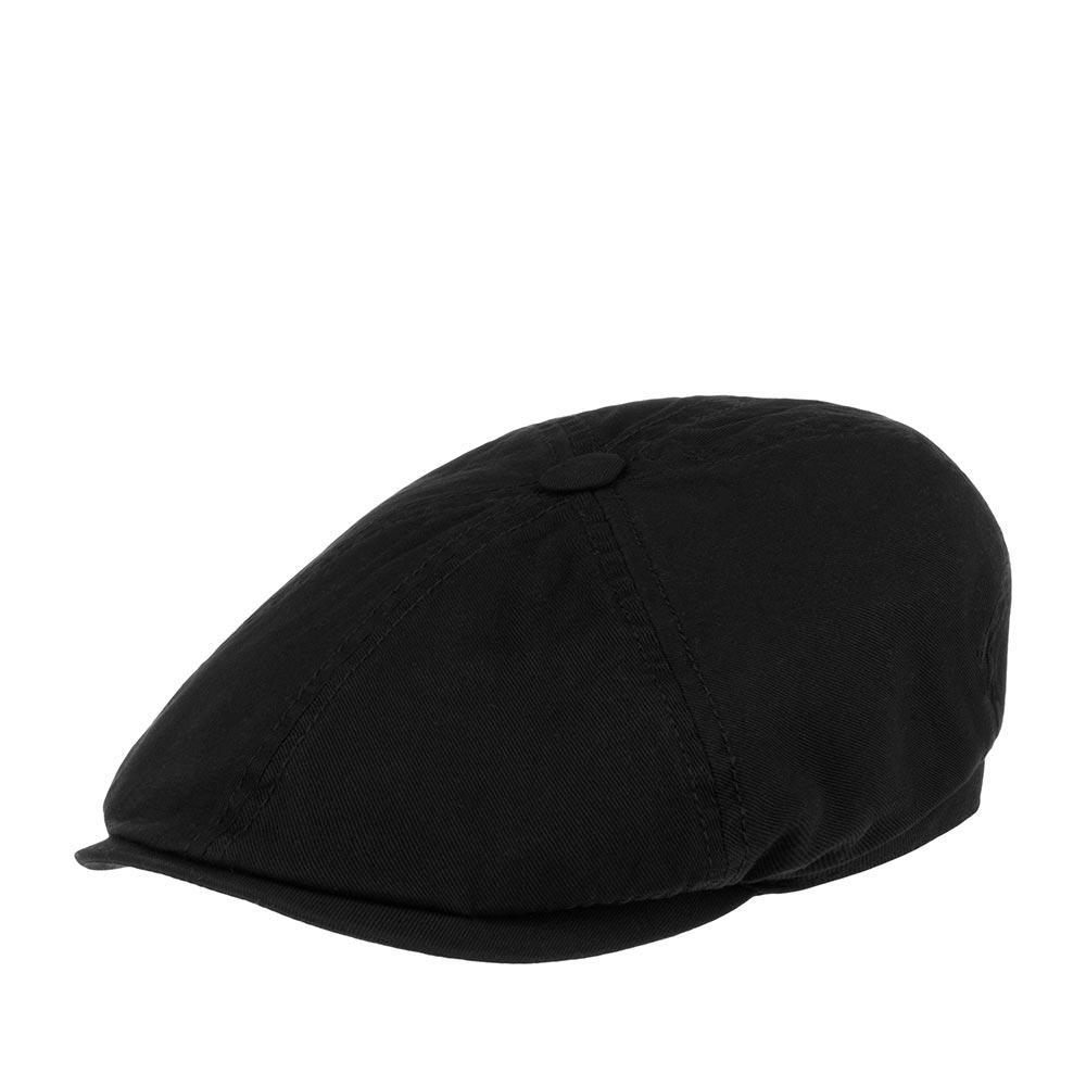 Кепка STETSON арт. 6641110 6-PANEL CAP COTTON TWILL (черный)