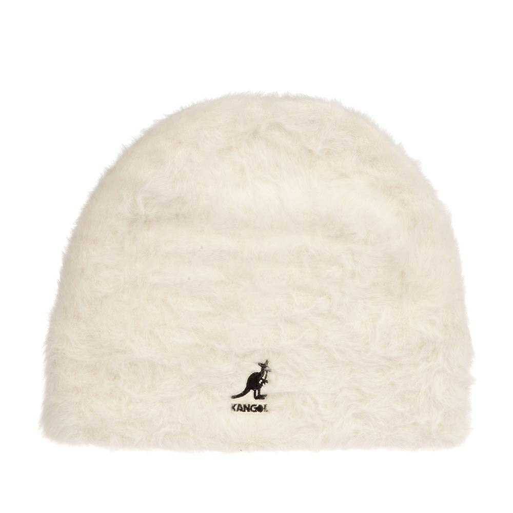 Шапка KANGOL арт. K3019ST Furgora Skull Cap (белый)