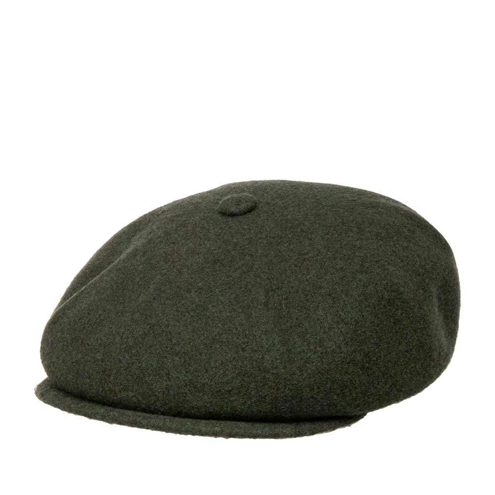 Кепка KANGOL арт. K3164HT Wool Hawker (зеленый)