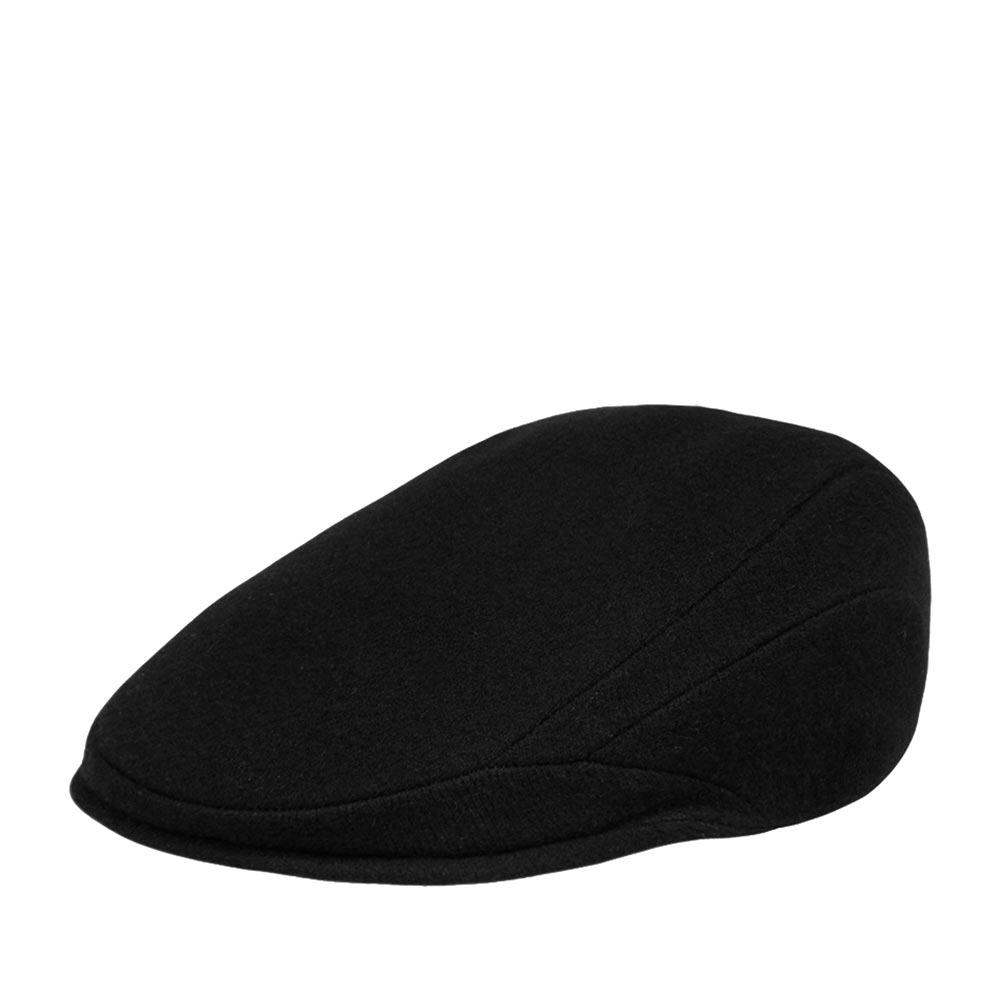 Кепка KANGOL арт. 6845BC Wool 507 (черный)