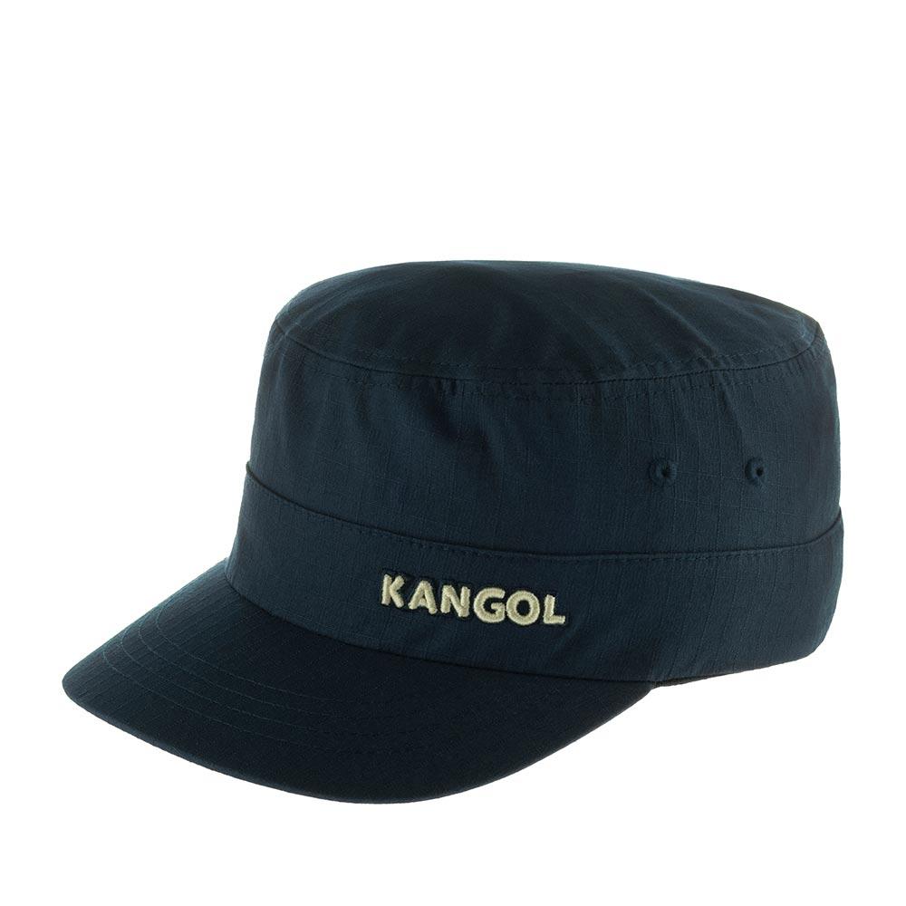 Кепка KANGOL арт. K0533CO Ripstop Flexfit Army (темно-синий)