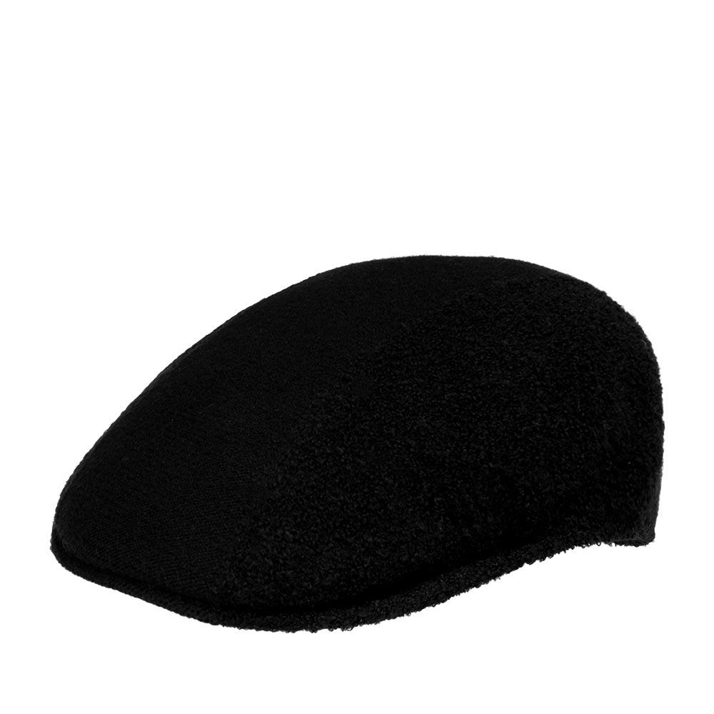 Кепка KANGOL арт. K3460 Wool Mixed 504 (черный)