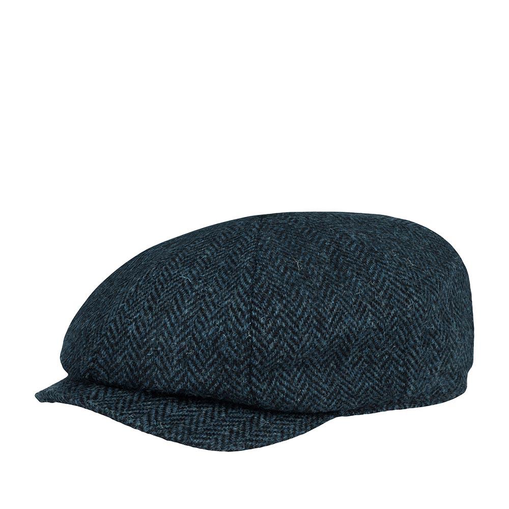 Кепка HANNA HATS арт. JP Tweed JP2 (черный / синий)