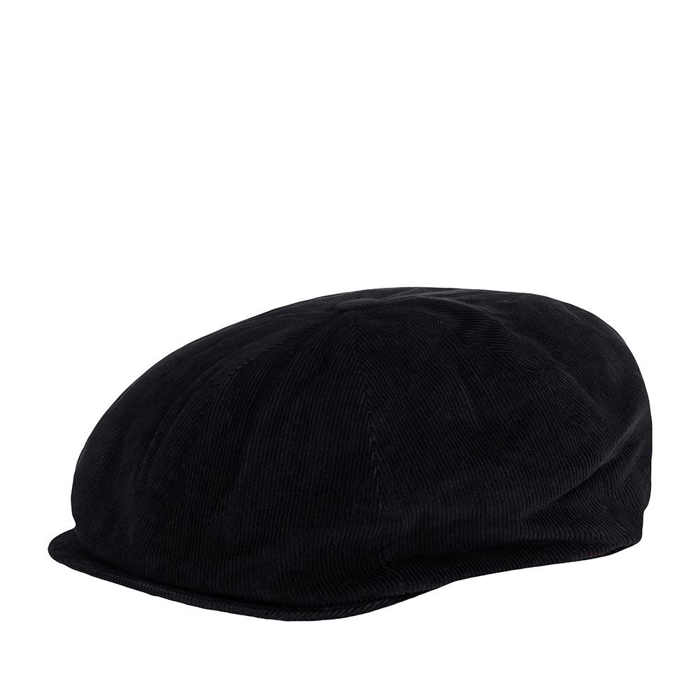 Кепка HANNA HATS арт. Newsboy Velvet 20B2 (черный)