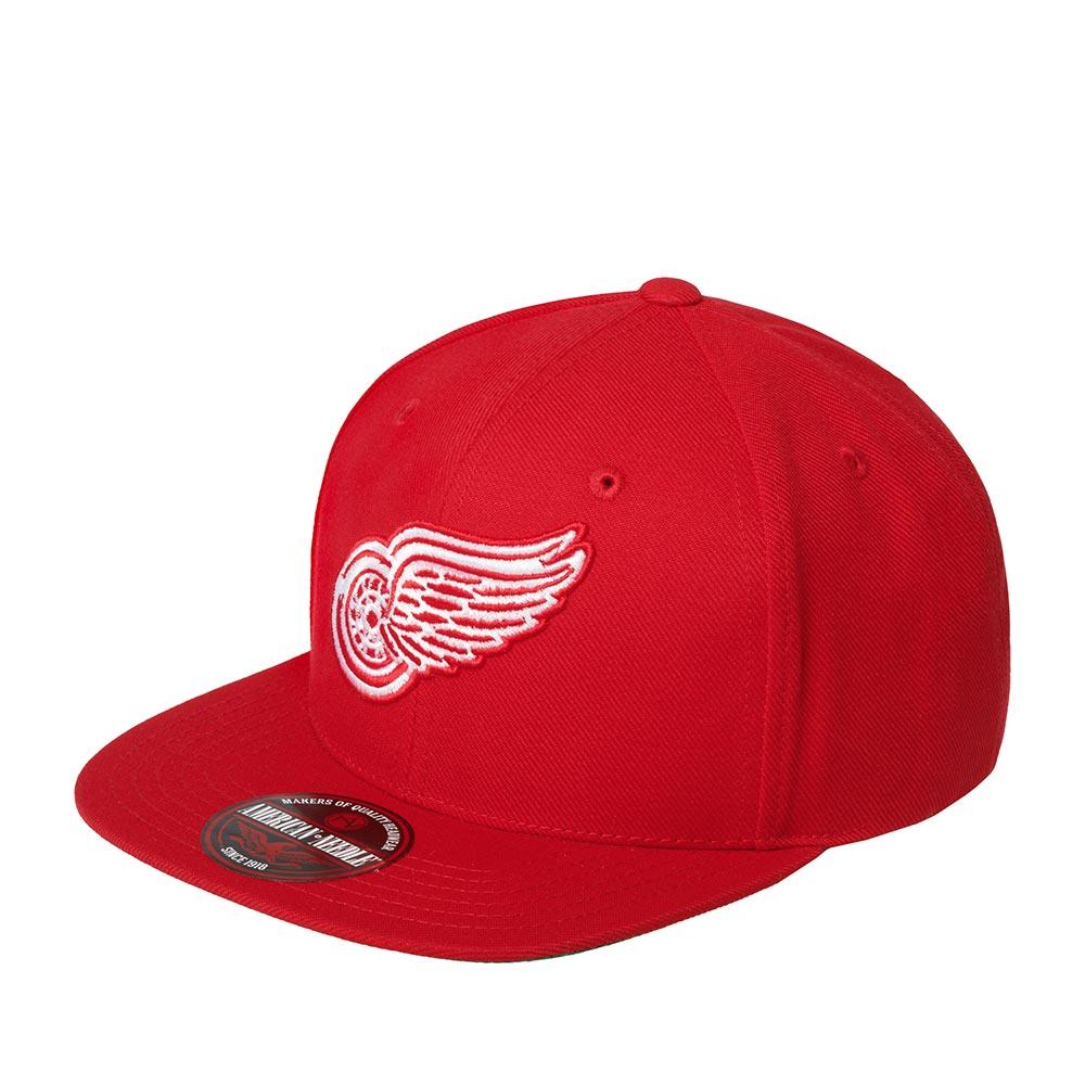 Бейсболка AMERICAN NEEDLE арт. 400A1V-DRW Detroit Red Wings 400 Series NHL (красный)
