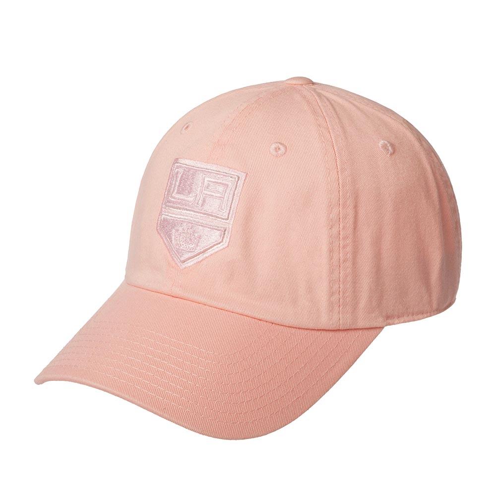 Бейсболка AMERICAN NEEDLE арт. 43742A-LAK Los Angeles Kings NHL (розовый)