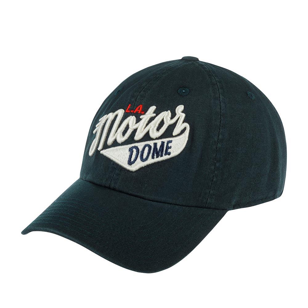 Бейсболка AMERICAN NEEDLE арт. 20001A-LAMOTOR Los Angeles Motordrome (темно-синий)