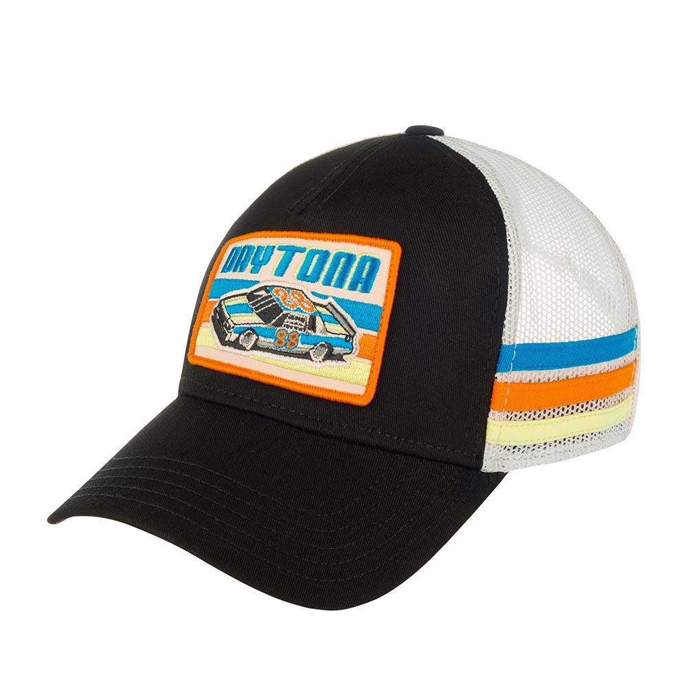 Бейсболка AMERICAN NEEDLE арт. 21007A-DAYTONA Daytona Tri-Color (черный / кремовый)