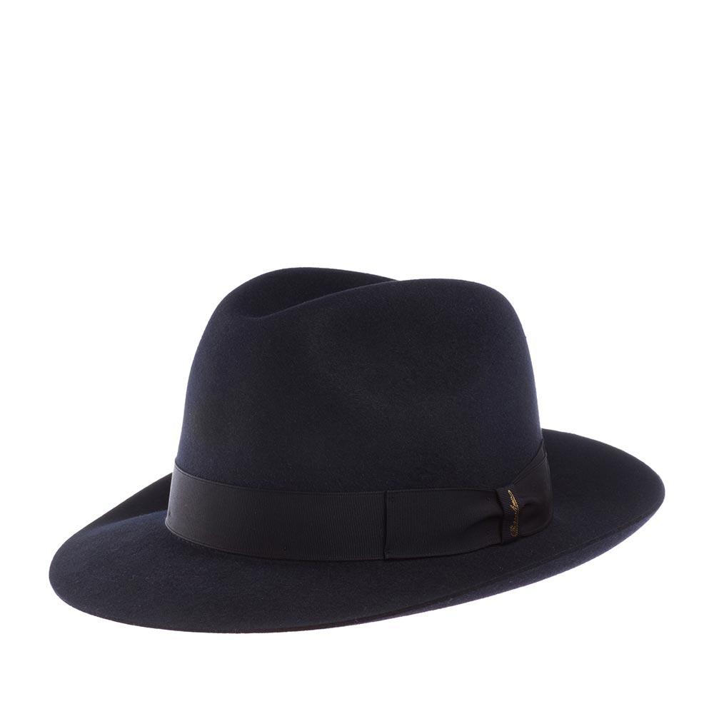 Шляпа BORSALINO арт. 490002 MARENGO (темно-синий)