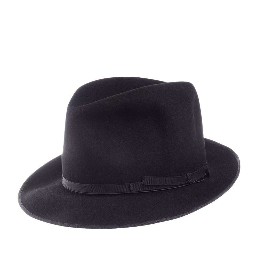 Шляпа BORSALINO арт. 112836 ANELLO (черный)