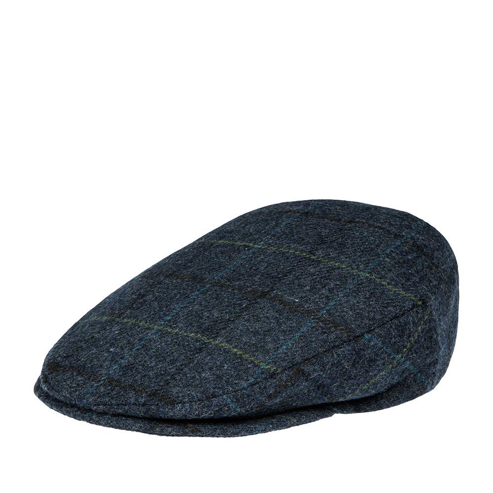 Кепка LAIRD арт. TWEED FLAT CAP  (синий)