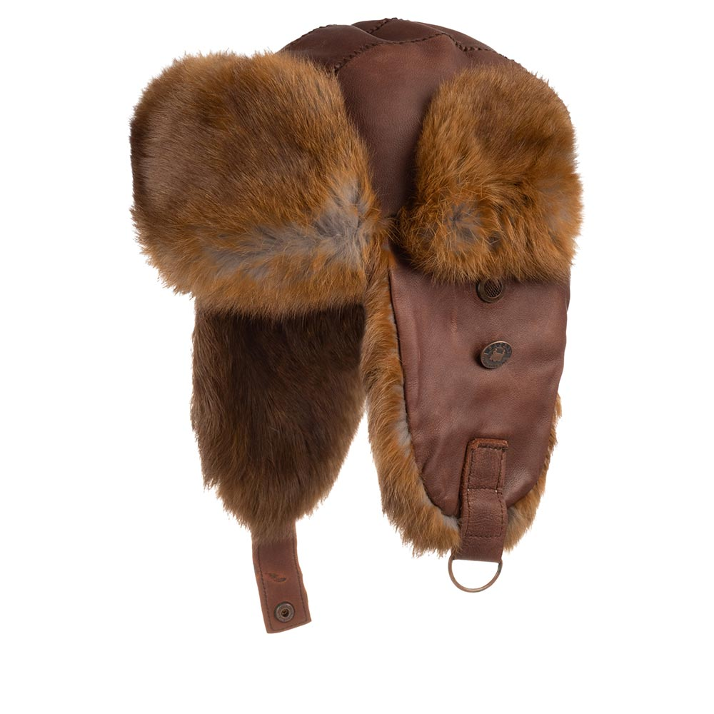 Шапка BAILEY арт. 25119 VERNON (коричневый)