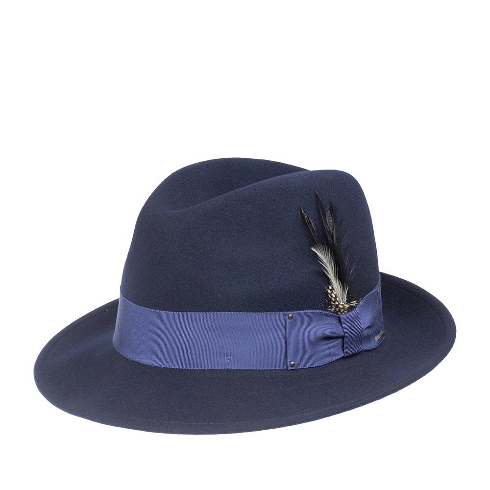 Шляпа BAILEY арт. 7034 BLIXEN (синий)