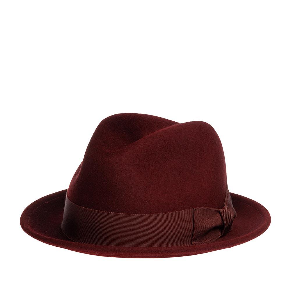 Шляпа BAILEY арт. 7100 RIFF (бордовый)