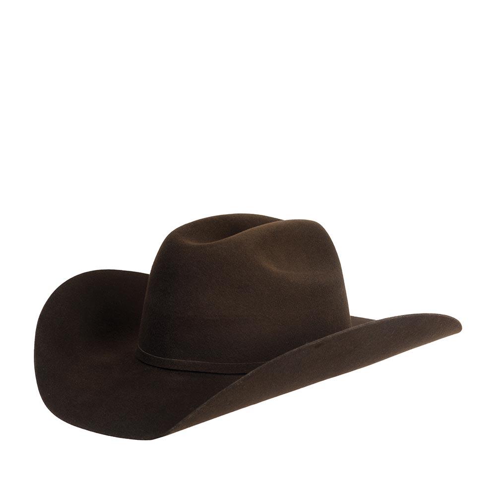 Шляпа BAILEY арт. W0702A TRIGGER (темно-коричневый)