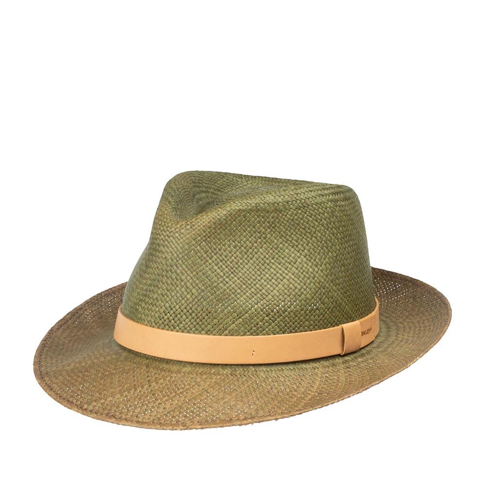 Шляпа BAILEY арт. 22773BH GELHORN (оливковый)