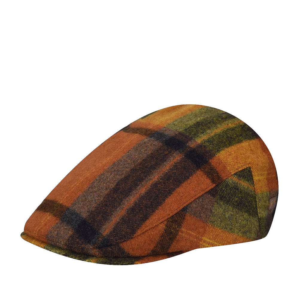 Кепка BAILEY арт. 25487BH KOTTLER (оранжевый) {pumpkin plaid}