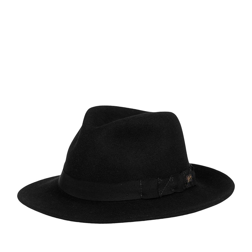 Шляпа BAILEY арт. 70618BH HANCOCK (черный)