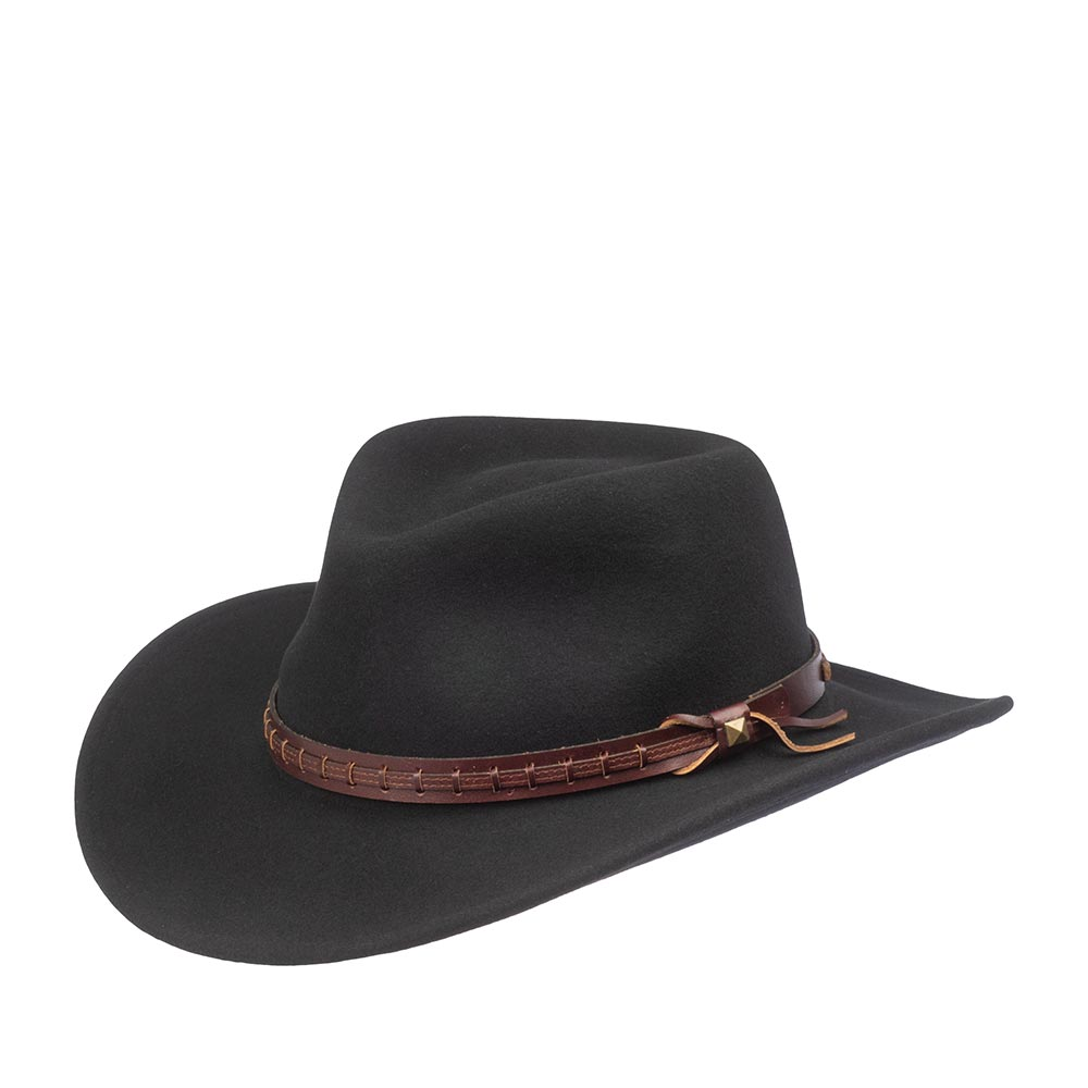 Шляпа BAILEY арт. W05LFJ FIREHOLE (черный)