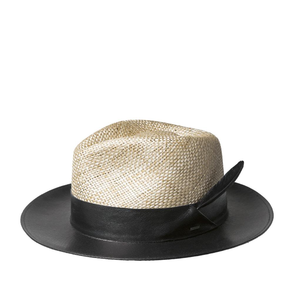 Шляпа BAILEY арт. 63267BH LARSEN (бежевый / черный)