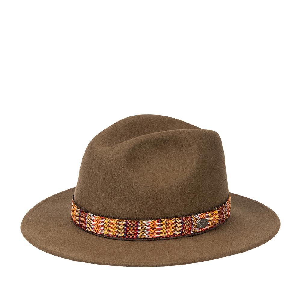 Шляпа BAILEY арт. 38353BH LEVOY (коричневый)