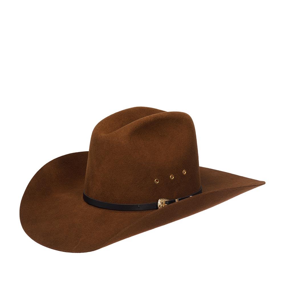 Шляпа BAILEY арт. W2101A CATO (коньячный)