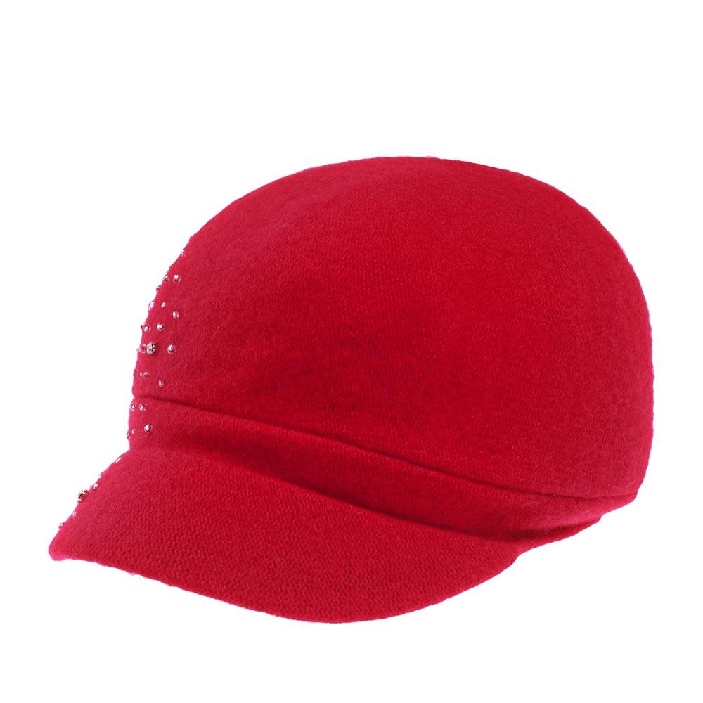 Кепка BETMAR арт. B1284H LYNN (красный) {true red}