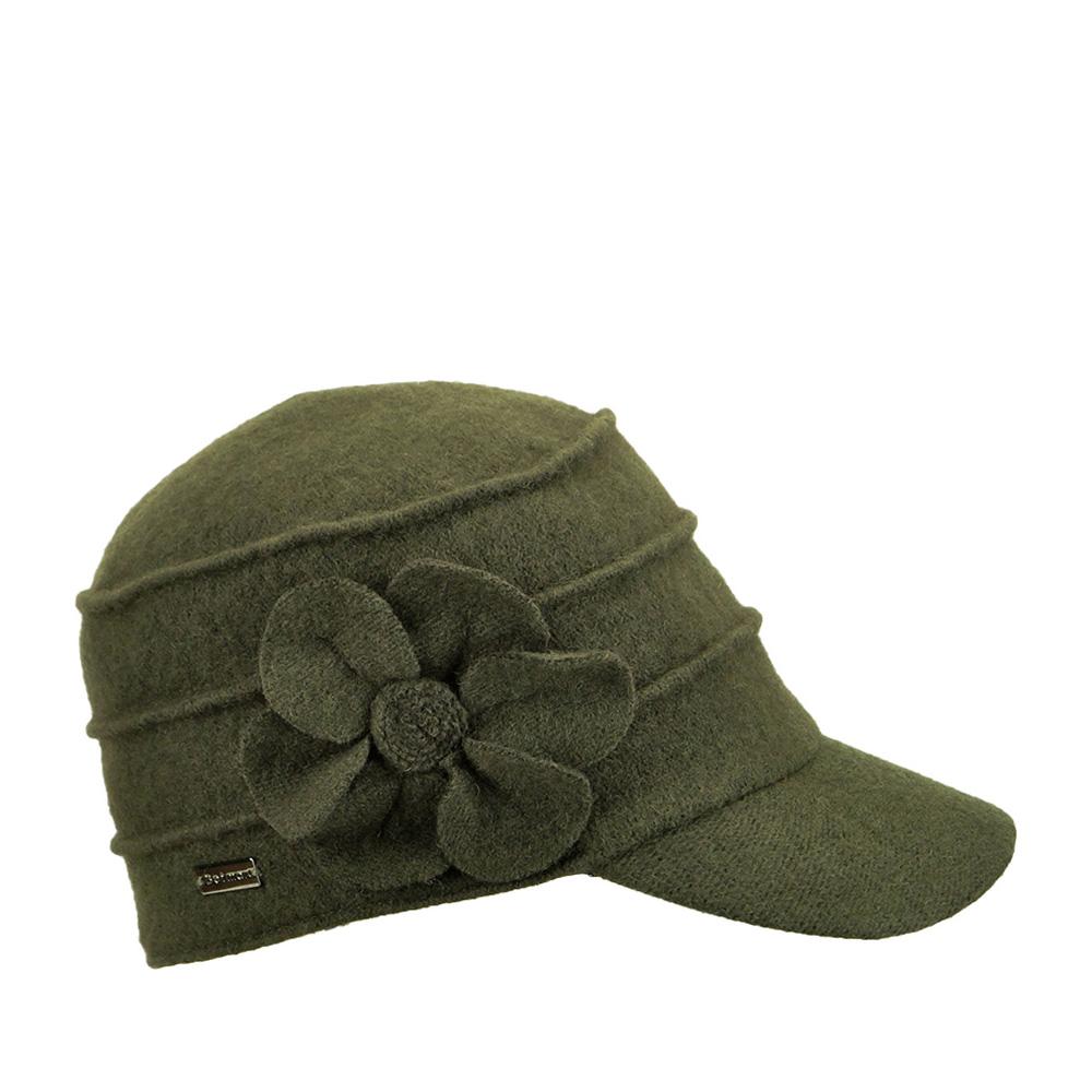 Кепка BETMAR арт. B523 Ridge Flower Cap (зеленый) {green}