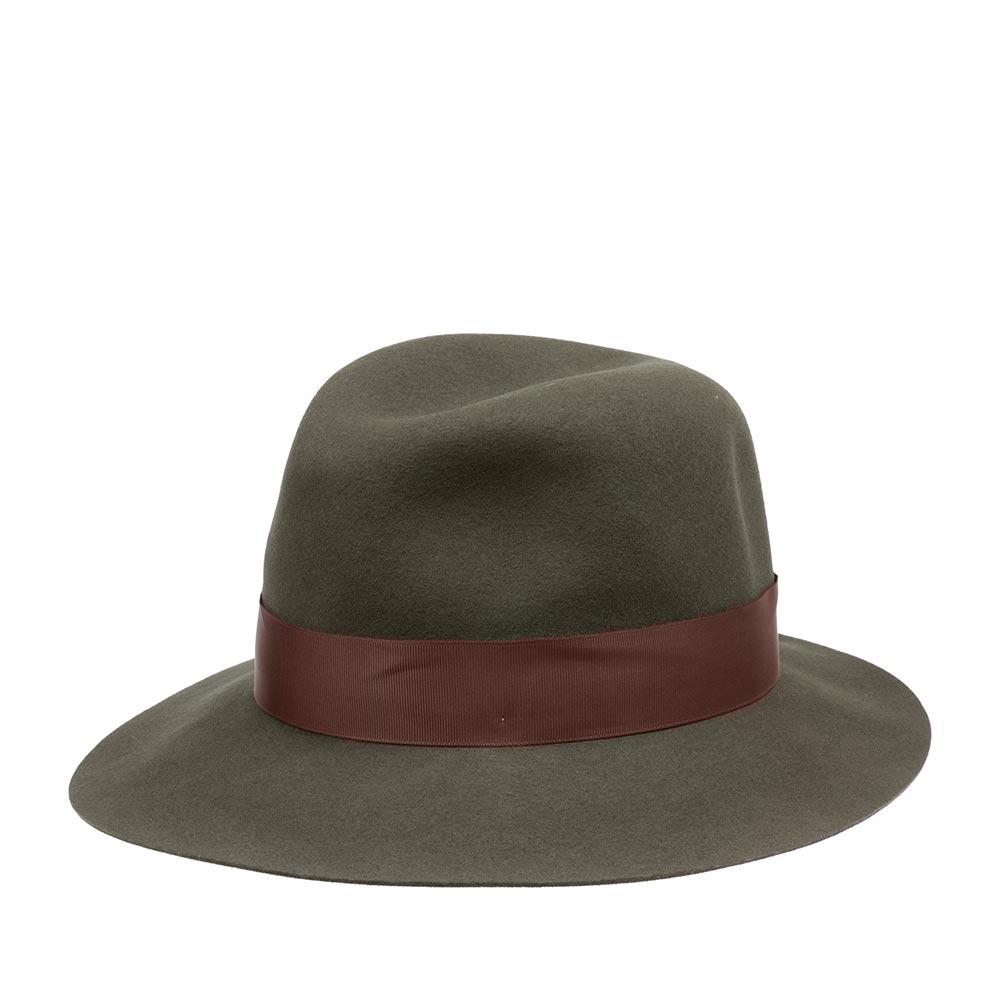 Шляпа BETMAR арт. B1806H DICKINSON (оливковый / рыжий)