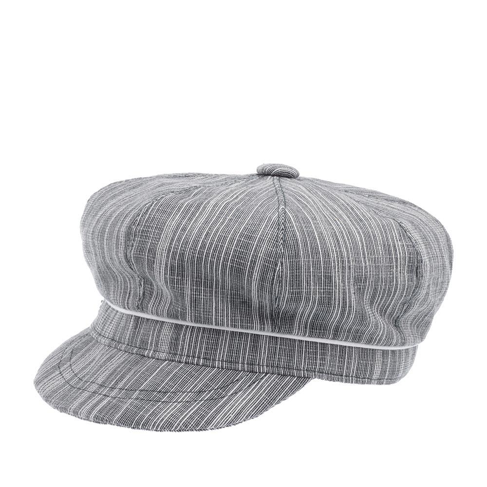 Кепка BETMAR арт. B1845H SAILOR CAP (серый / синий) {denim static}
