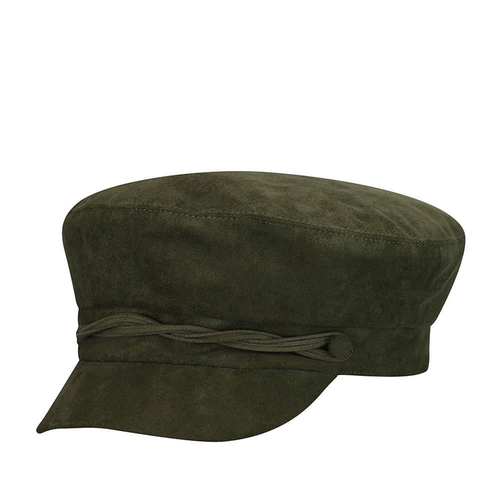 Кепка BETMAR арт. B1873H LIEUTENANT CAP (оливковый)