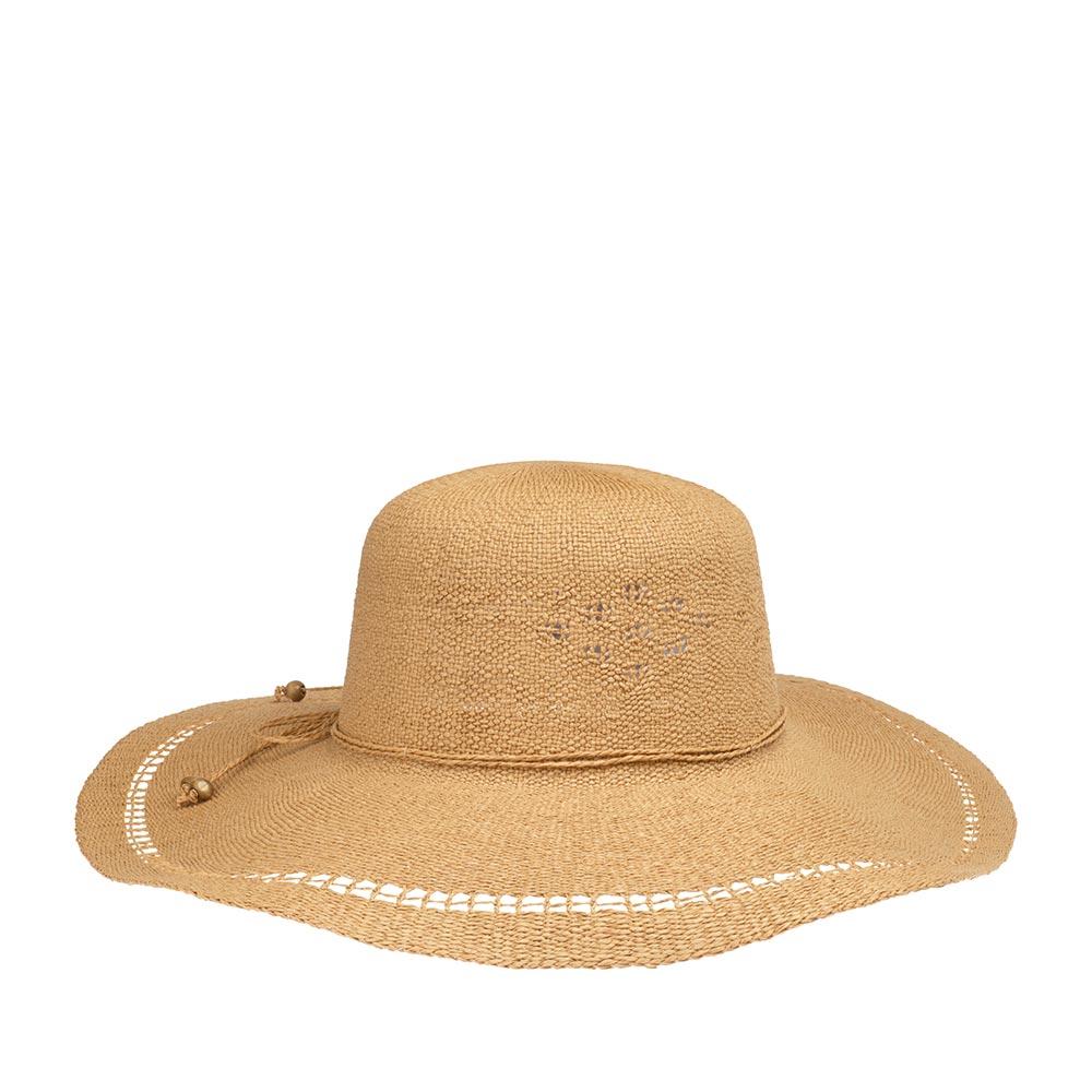 Шляпа BETMAR арт. B1907H ABBEY (темно-бежевый)