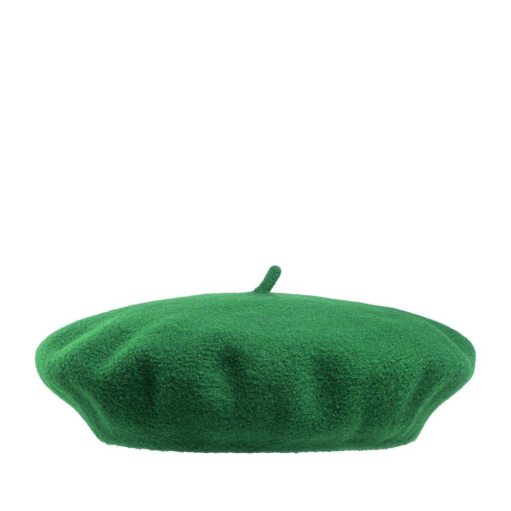 Берет LE BERET FRANCAIS арт. CLASSIQUE (зеленый)