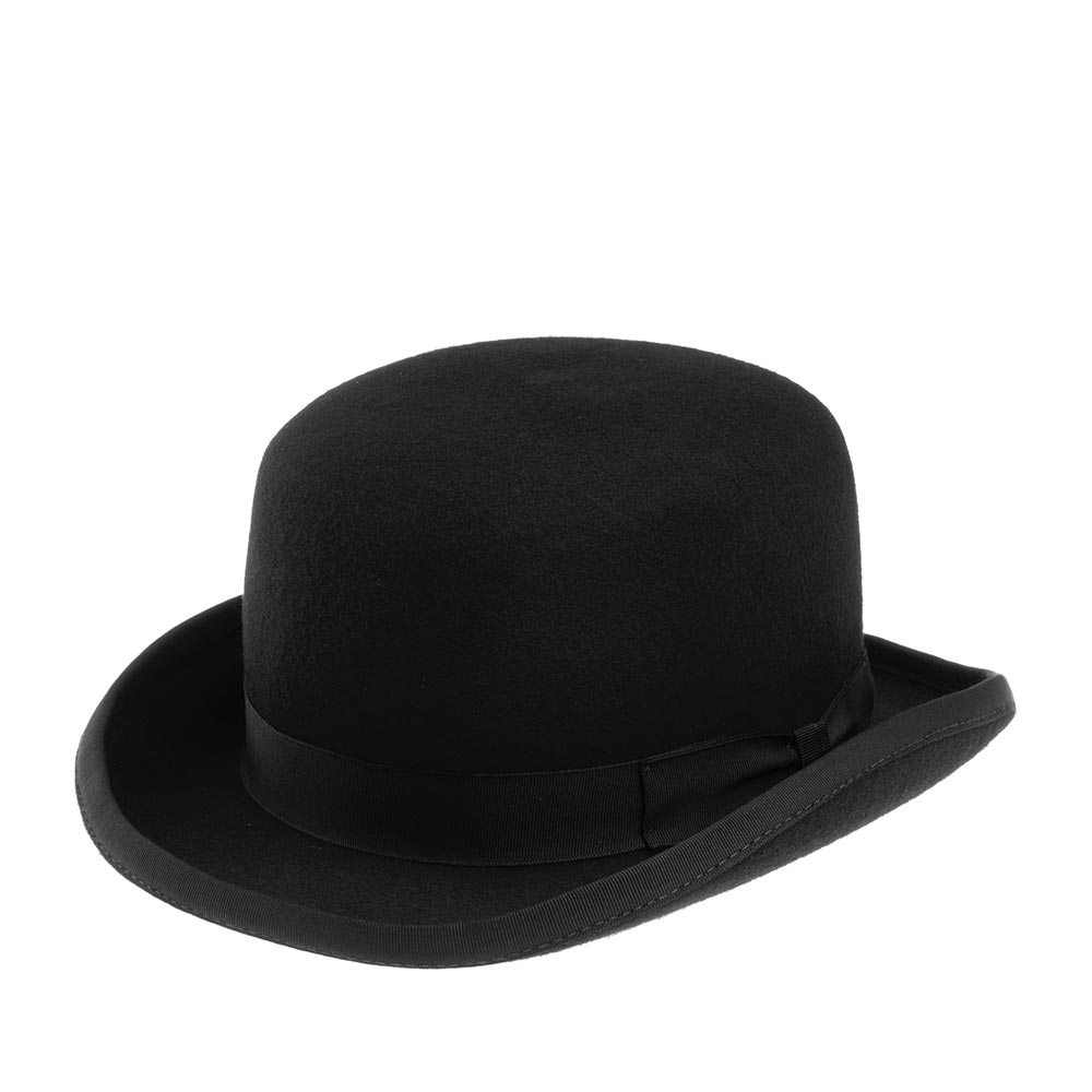 Шляпа CHRISTYS арт. WOOL FELT BOWLER cst100004 (черный)