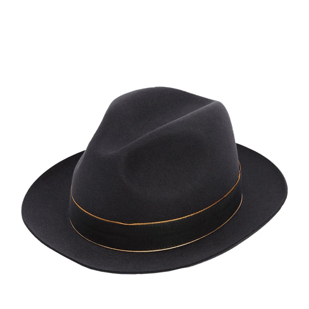 Шляпа CHRISTYS арт. THE IDRIS cso100222 (темно-серый)