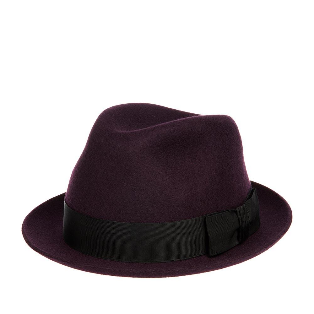 Шляпа CHRISTYS арт. MAYFAIR cwf100196 (фиолетовый)